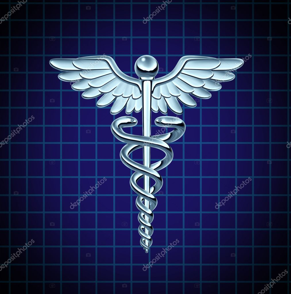 Caduceus Health Care Icon