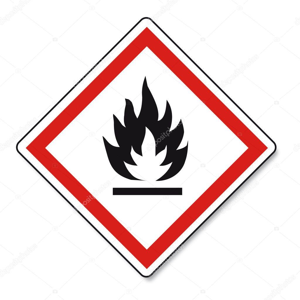 является ли знак огнеопасно знаком экомаркировки