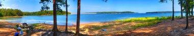 Lake De Gray, Panoramic