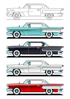 Classic Cars - 60s