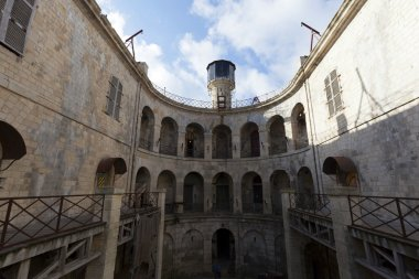 Inside Fort Boyard - France