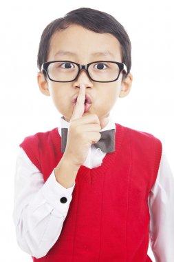 Hush, it is a secret