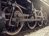 Fotografie Parní vlak