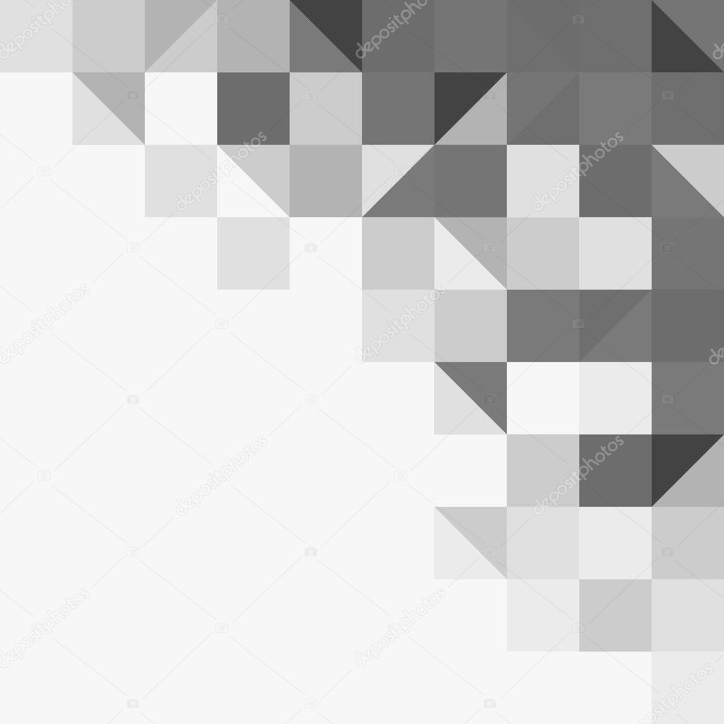 Light grey geometric background