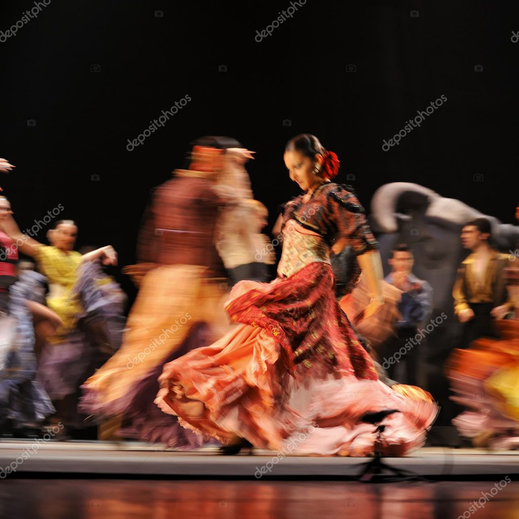 spanish flamenco dancers u2013 stock editorial photo jackq 10753716