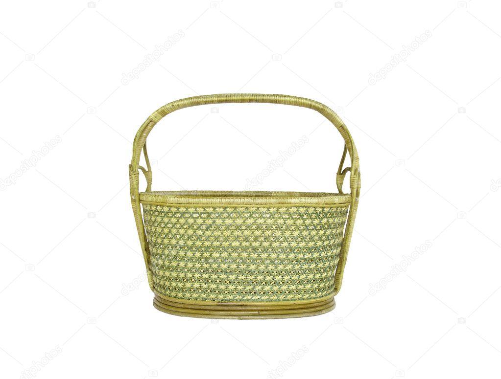 armadura de cesta de madera — Fotos de Stock © aopsan #11471593