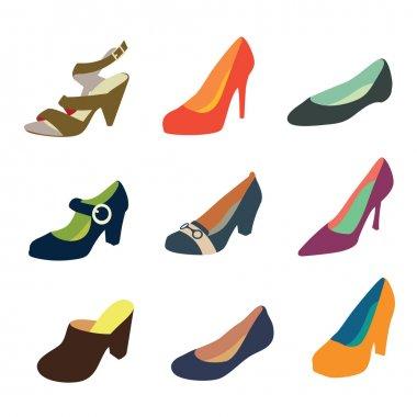 Women shoes collection part 2