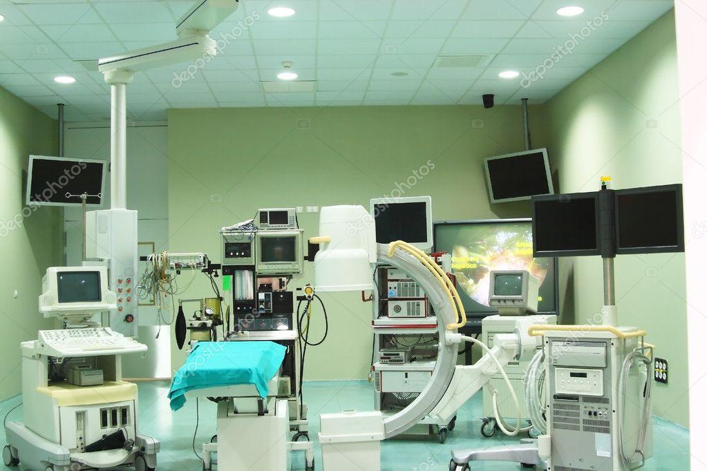Minimum operating room invasion