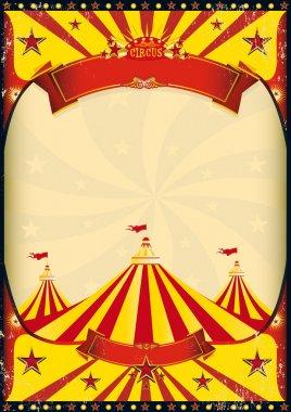 circus poster big top