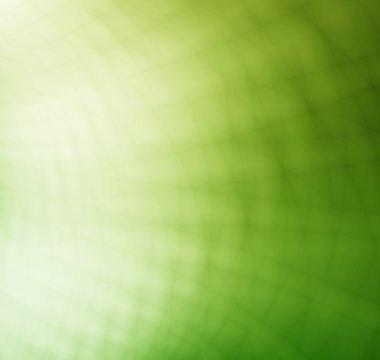 Green eco wallpaper design