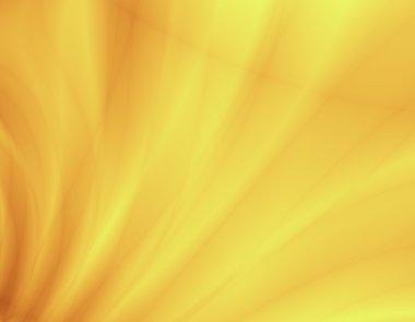 Yellow card art design