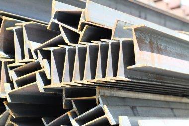 Metal profiles beam