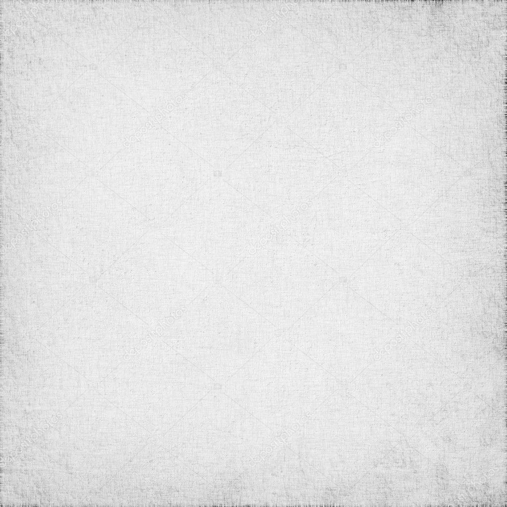White linen texture as grunge background