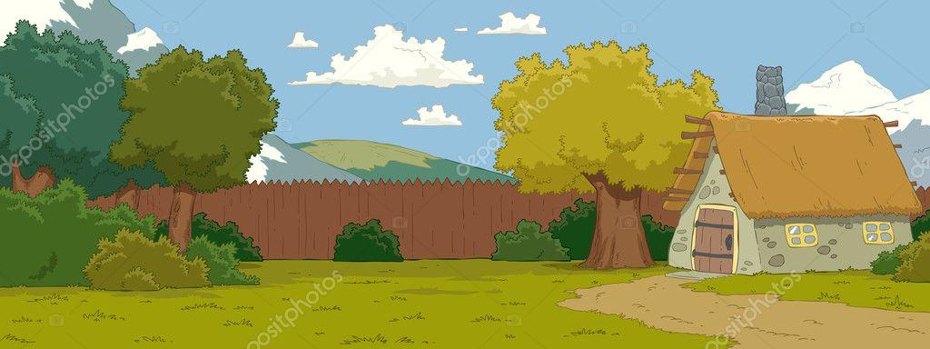 Фотообои Landscape