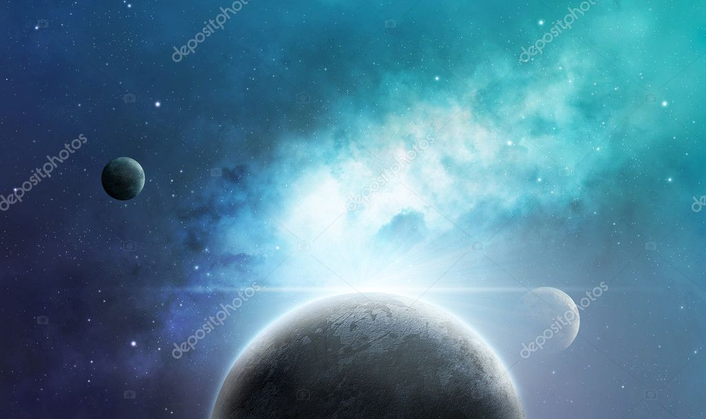 Planets and nebulae