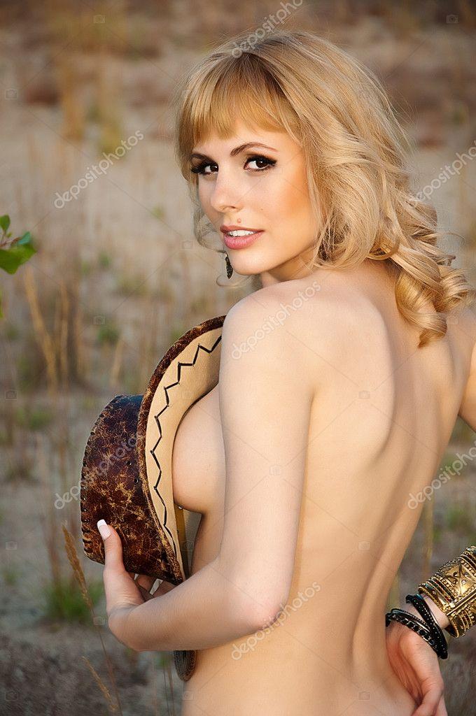 Sexy perky tits