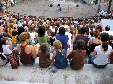 Open theater