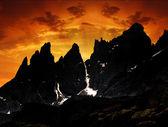 Fotografie Dolomity - Itálie