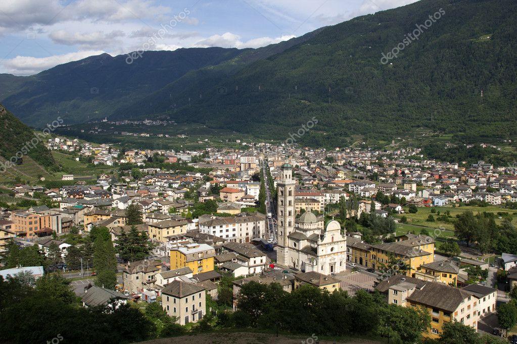ティラーノ、イタリア — ストック写真