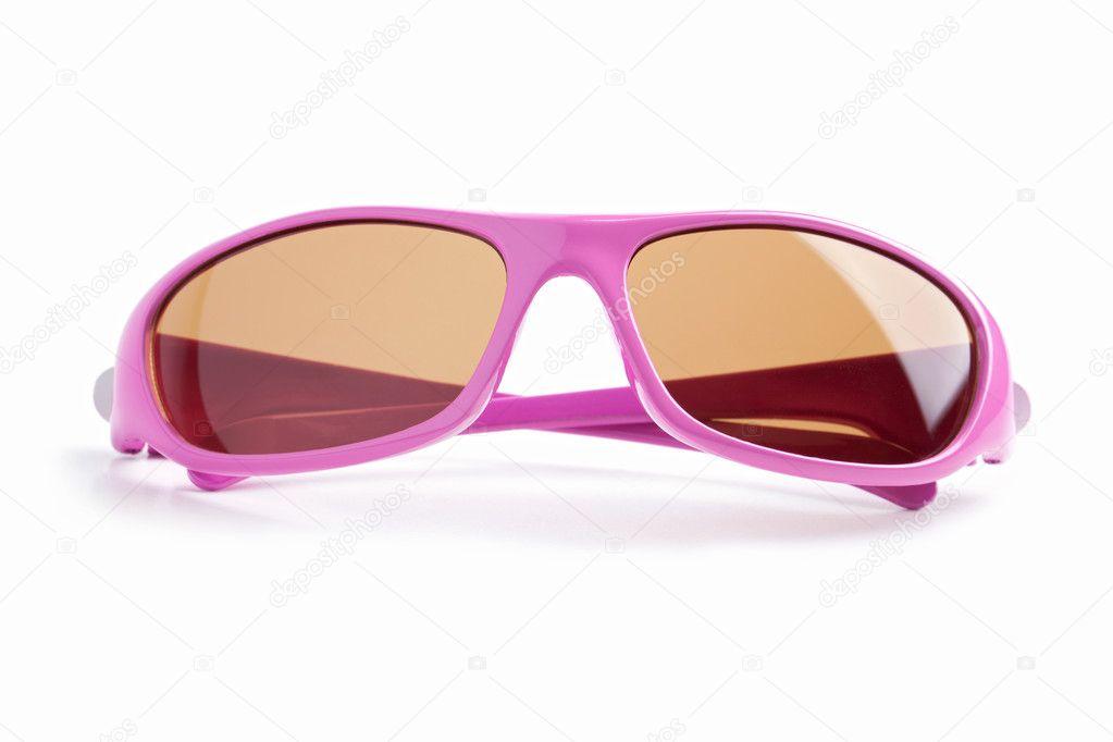 gafas con montura de rosa elegantes — Fotos de Stock © Dimedrol68 ...