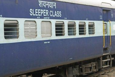 Indian Railways Sleeper Carriage