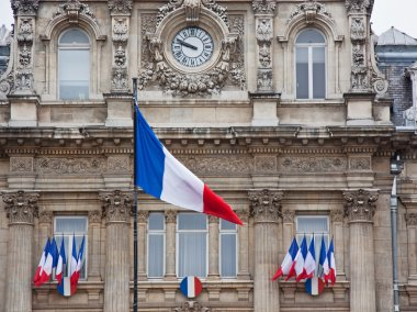 Flags for Bastille Day