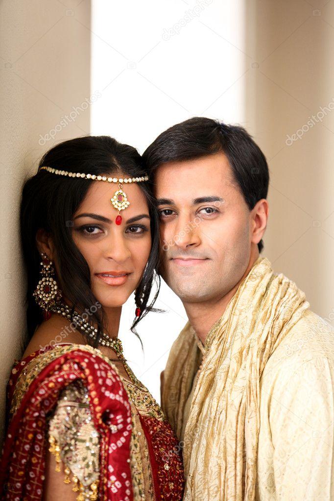 Beautiful Indian Couple Stock Photo Deborahkolb 10835403