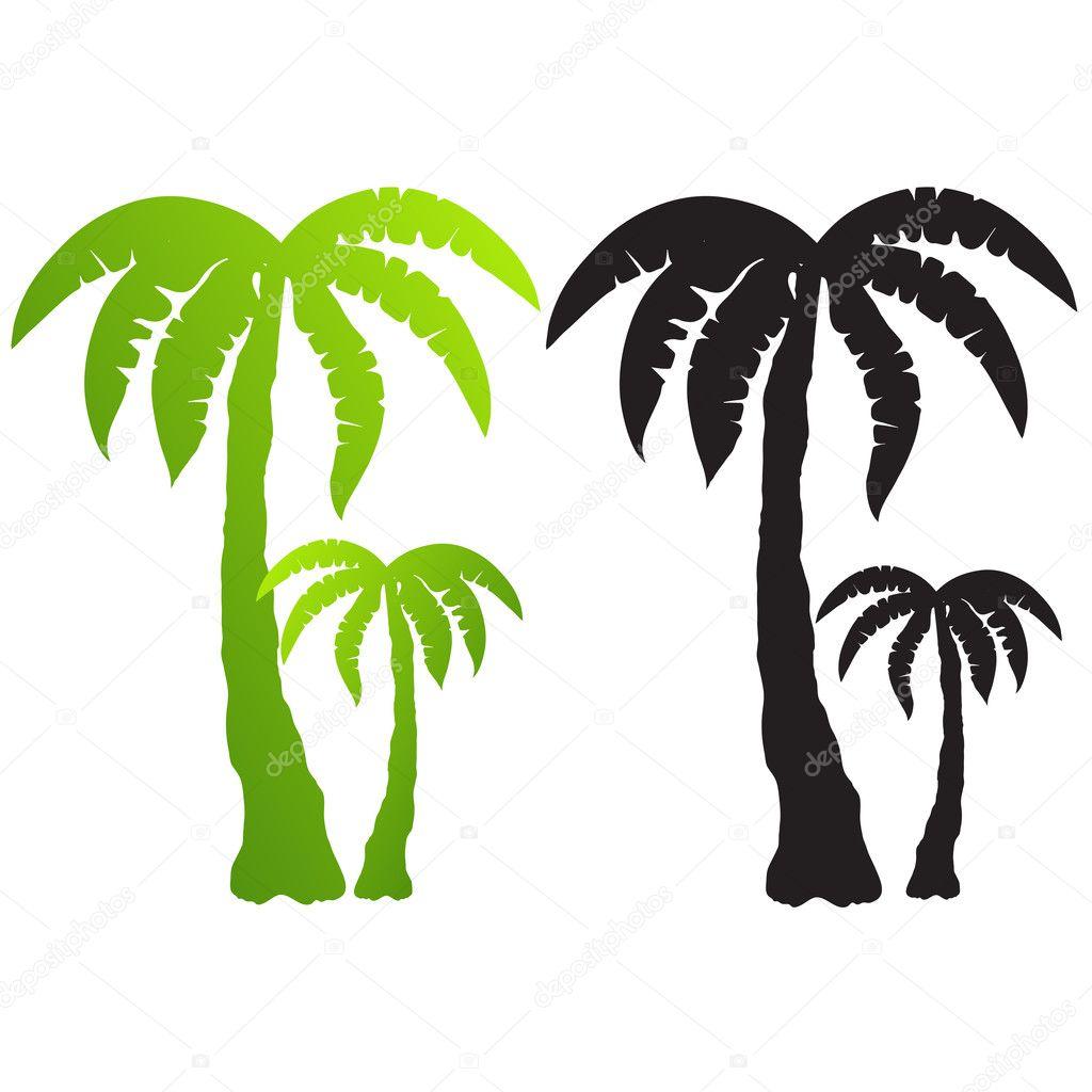 palm tree vector stock vectors royalty free palm tree vector