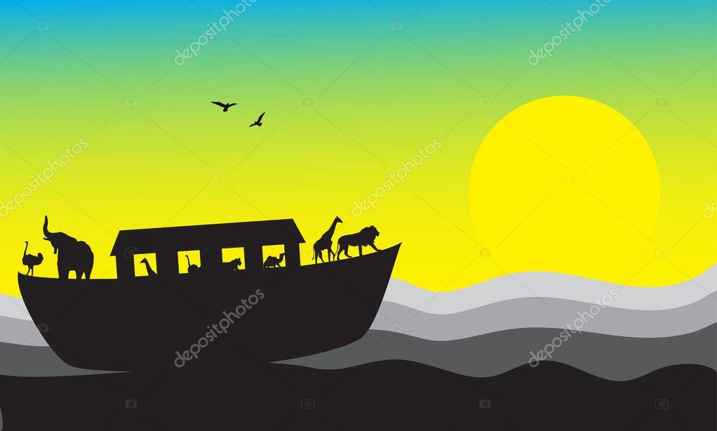 Christian clipArts.net | People in Noahs ark | Bible illustrations, Bible  noah, Bible clipart