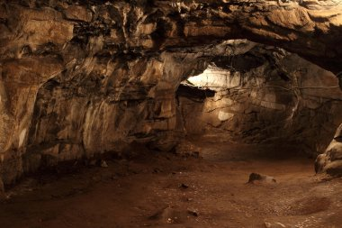 Taldinsky (Tavdinsky) cave