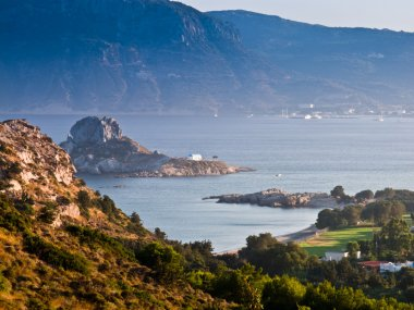 Kos Island Landscape