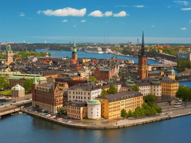 Stockholm, Old Town