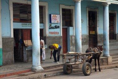 Pinar del Rio street III, Cuba