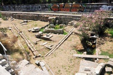 Ancient Agora - Athens Greece