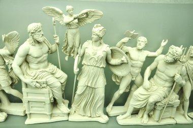Acropolis Museum - Parthenon West Pediment Reconstruction - Athens Greece
