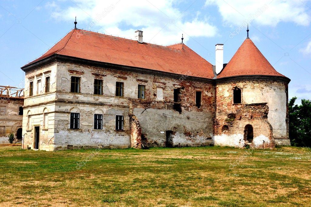 Banffy Palace Bontida Cluj Photo By Juliane