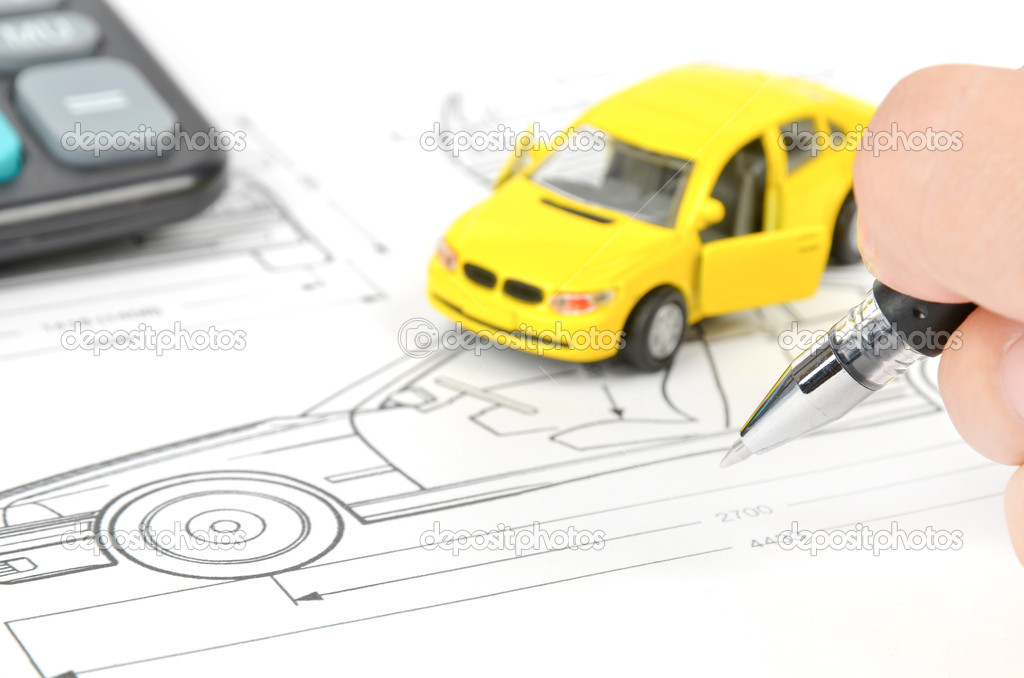 Car blueprint stock photo anaken2012 12054253 car blueprint stock photo malvernweather Image collections