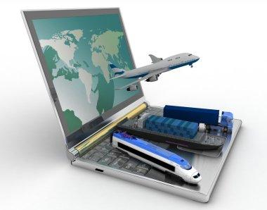 Concept of logistics