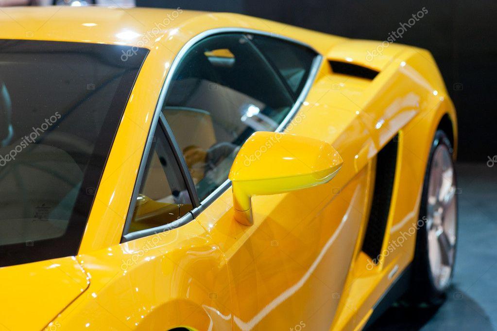 2012 Beijing international auto show LAMBORGHINI sports car