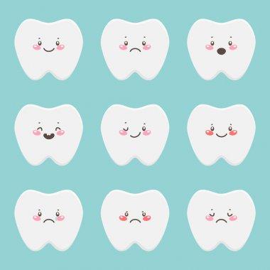 Cute teeth