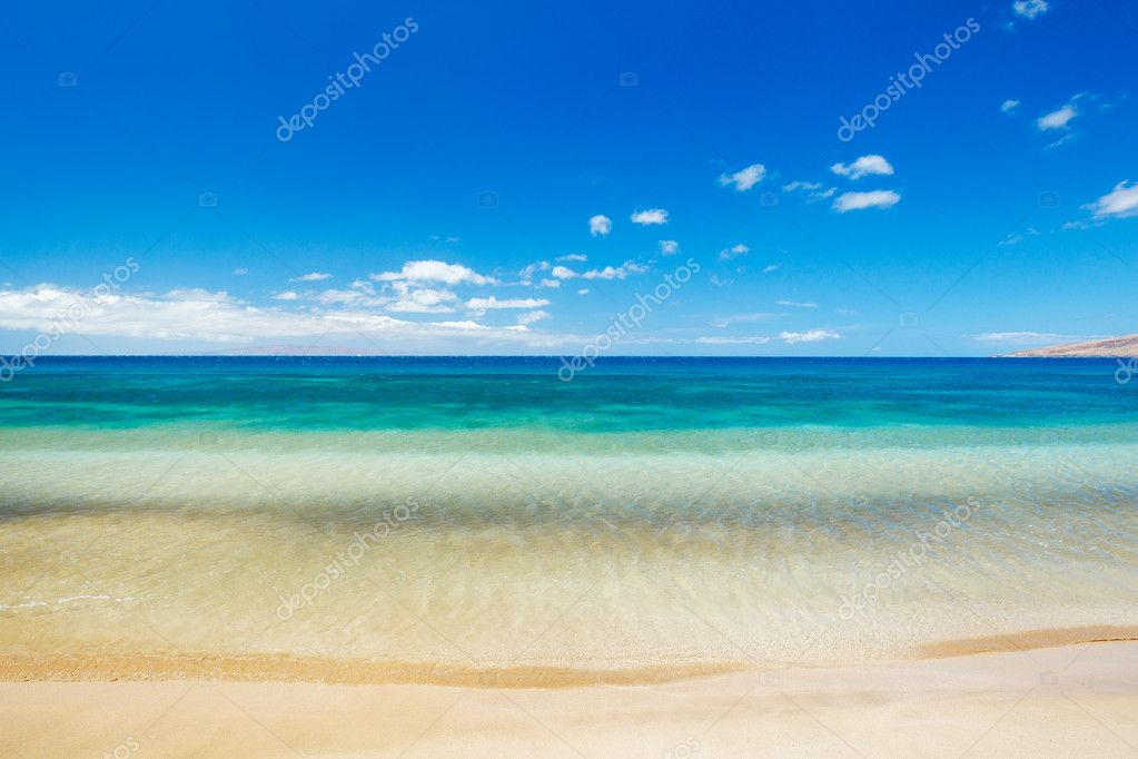 Фотообои Tropical Beach