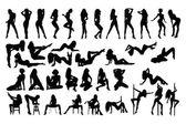 Tančící žena