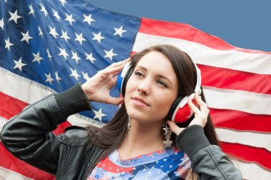 Learning language - American English (girl)