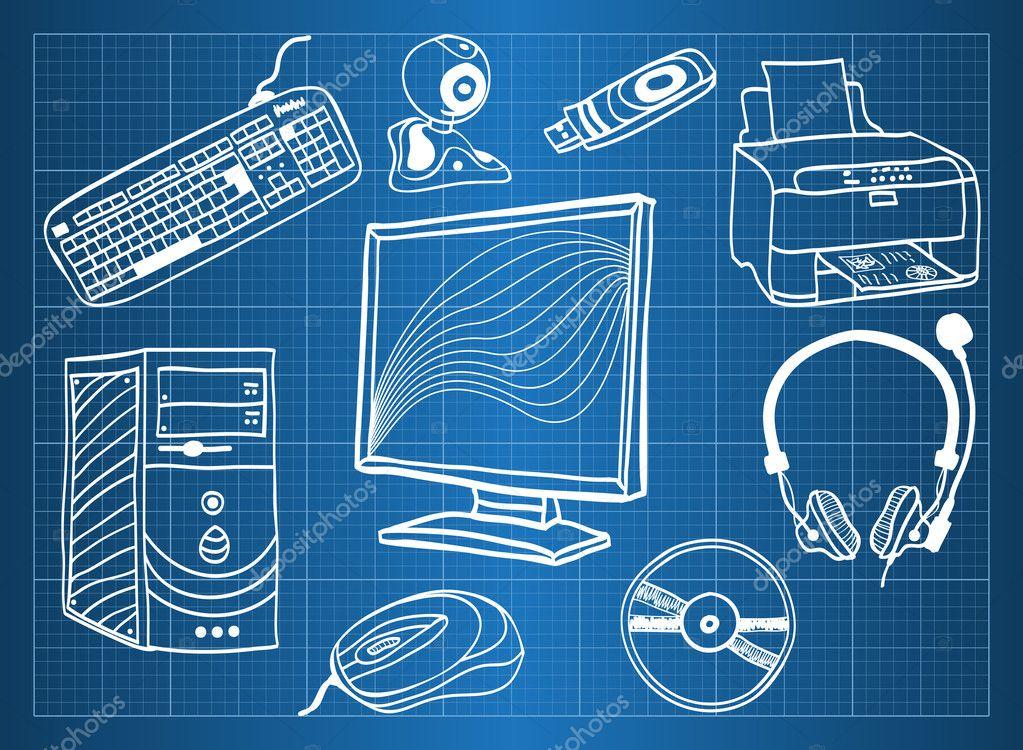 Blueprint computer software