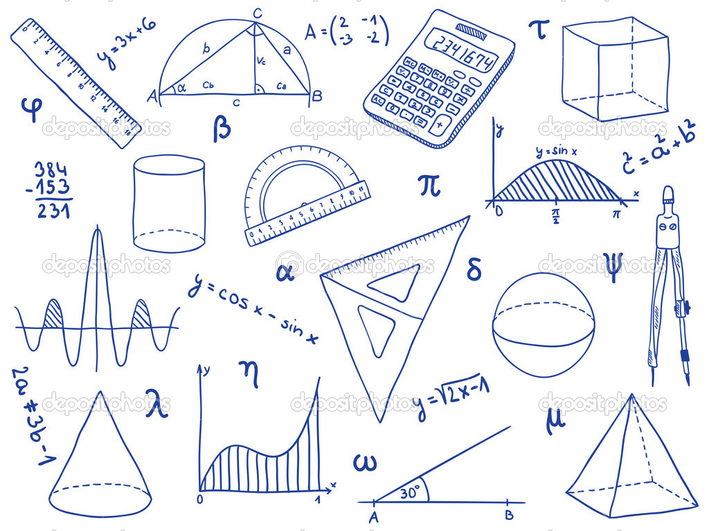 mathematics school supplies geometric shapes and expressions stock vector c kytalpa 10910042 mathematics school supplies geometric shapes and expressions stock vector c kytalpa 10910042