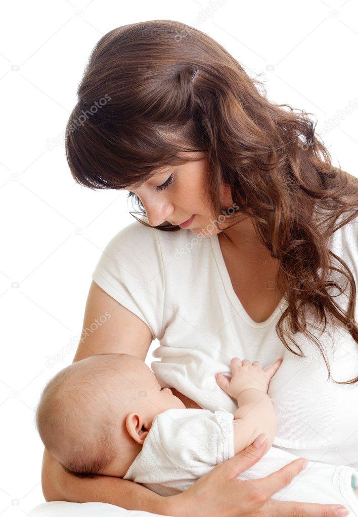 фото женщин кормящих грудью