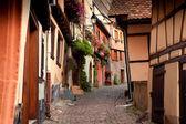 Straßen von Eguisheim