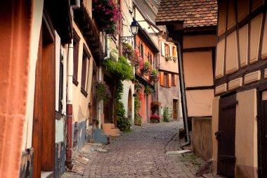 Streets of Eguisheim