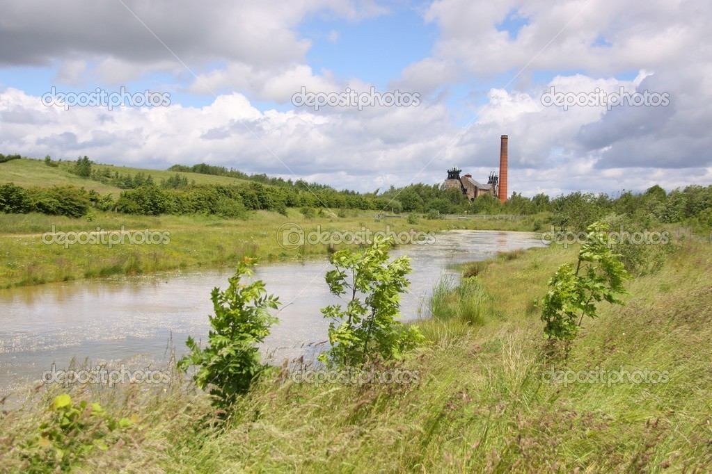 Pleasley Pit Country Park
