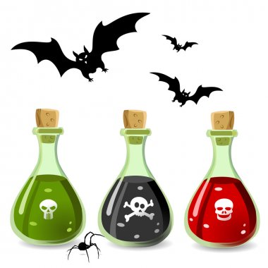 Poisons and bets